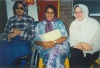 Having just presented her paper, Women and Islam - The Gender Struggle in South Africa: The Ideological Struggle, at the Islamic Training Programme of the Muslim Youth Movement, 23 December 1997, 17 days before her death